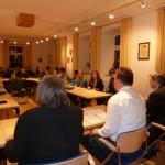 Bild der zweiten Jungbürgerversammlung in Konradsreuth