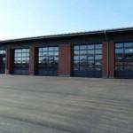 Ansicht Feuerwehrgerätehaus Konradsreuth