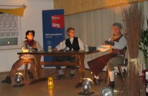 Schauspiel 125jähriges Jubiläum SPD Konradsreuth