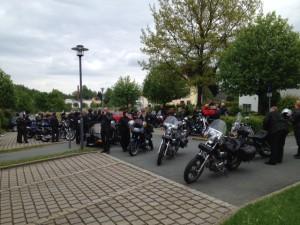 Bikergottesdienst 2014