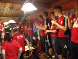 Aufstiegsfeier FCK