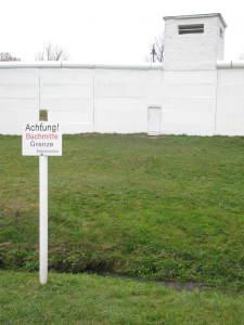 Grenzanlagen in Mödlareuth